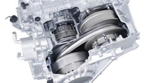 Continiously Variable Transmission