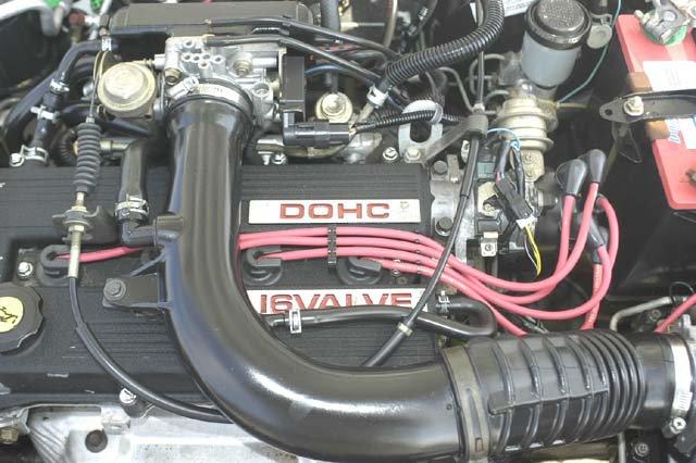 dohc motor nedir