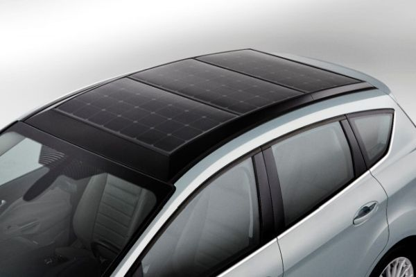 solar sunroof nedir