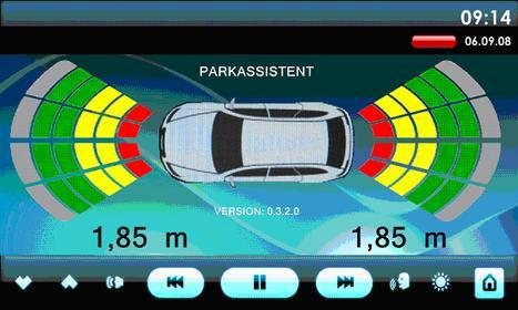 park-distance-control