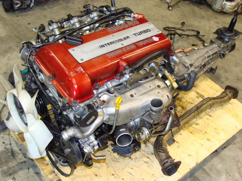 SR20DET motor nedir
