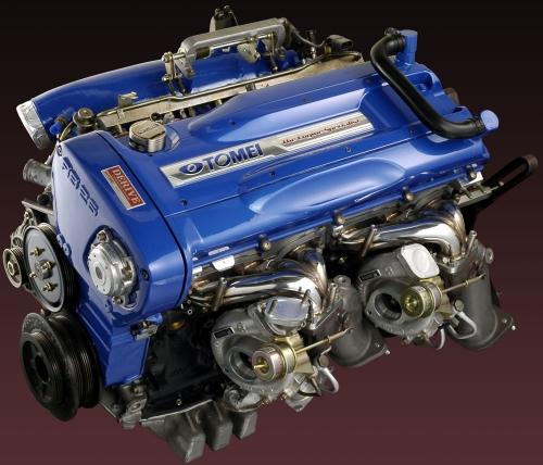 Tomei-rb26dett-motor